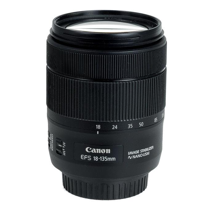 Occ Canon 18-135  3,5-5,6 IS USM Nano EF-S