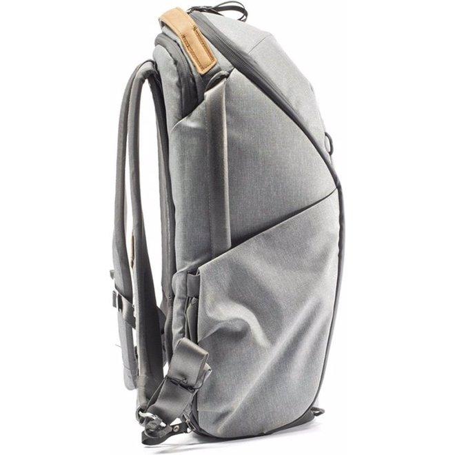 Peak Design Everyday Backpack 20L ZIP v2 ash