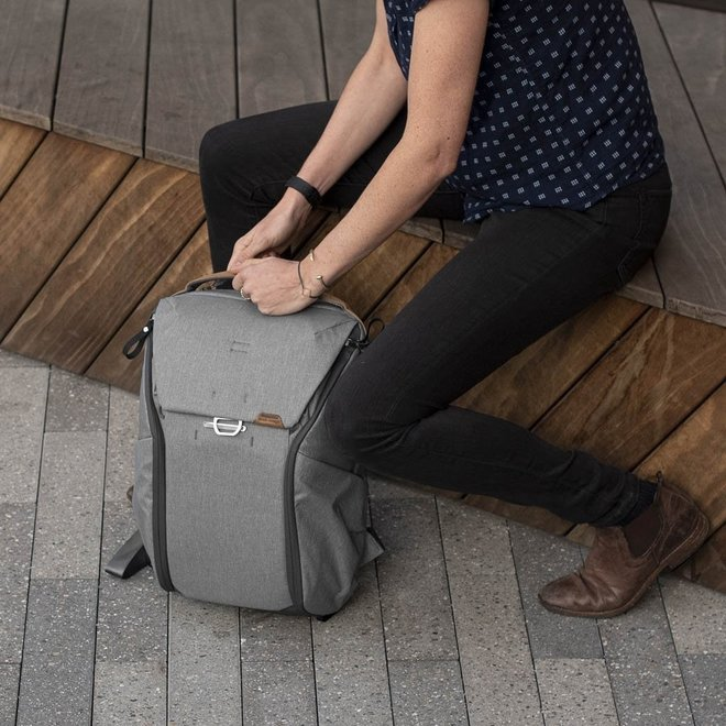 Peak Design Everyday Backpack 20L v2 grau