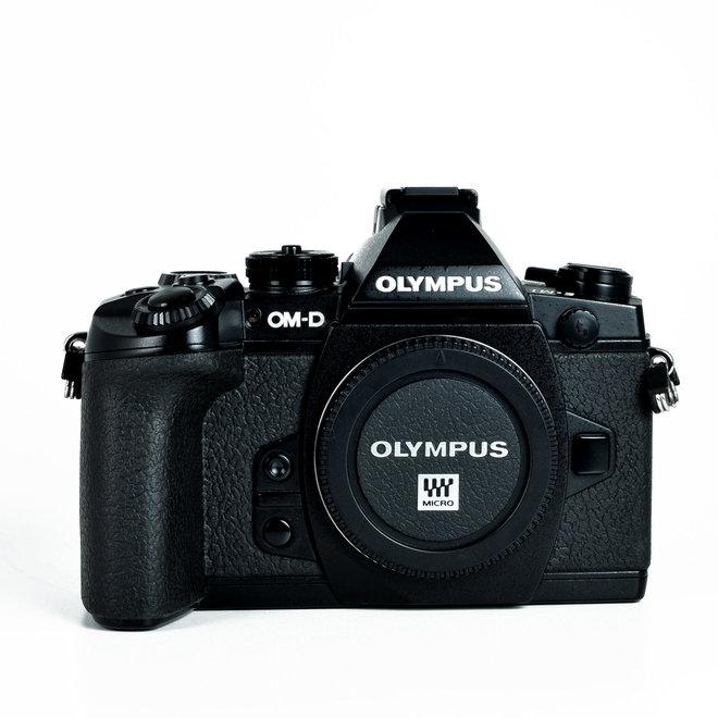 Occ Olympus  E-M1 Body black