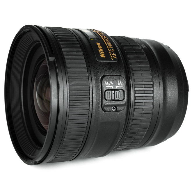 Occ Nikon AF-S 18-35mm f3.5-4.5 G ED