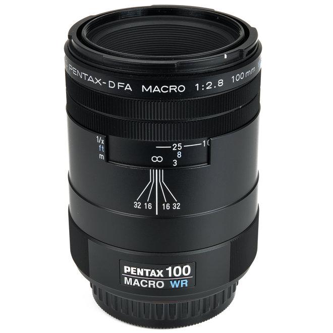 Pentax smc DFA 100 mm 2.8 Makro WR