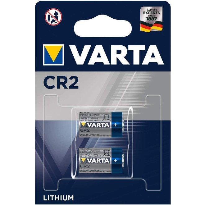 Varta CR2 Lithium 3.0V 2er