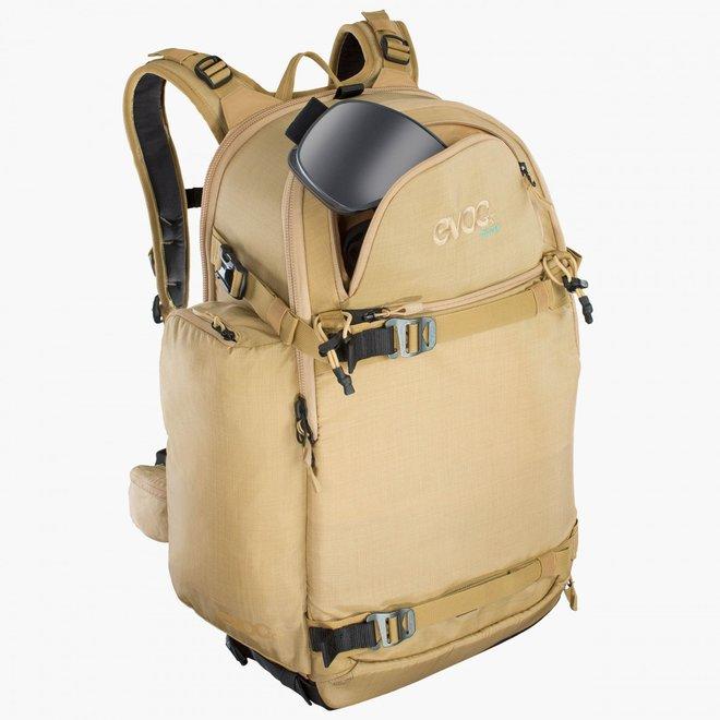 Evoc CP 26L heather-gold