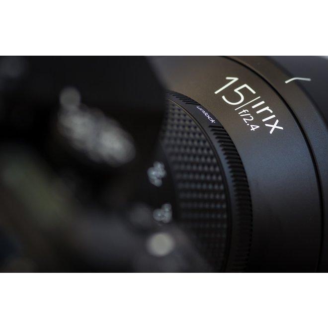 Irix 15mm f2.4 Firefly Canon EF