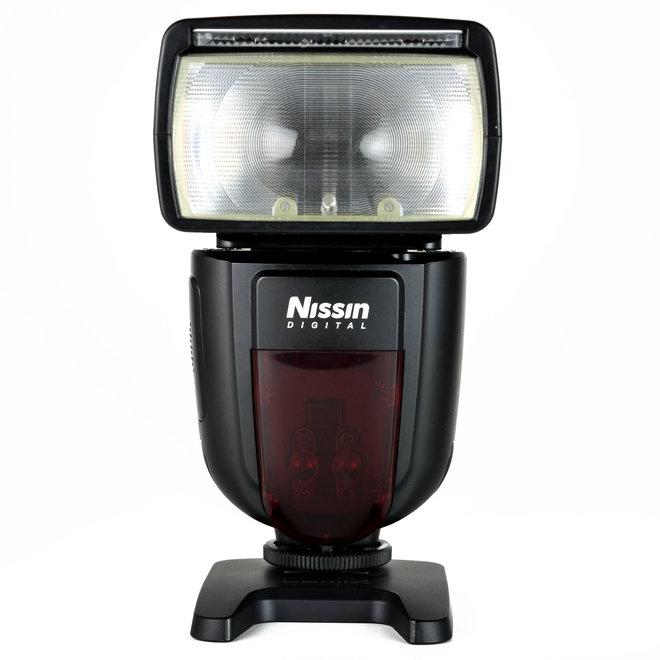 Occ Nissin Di700 Nikon TTL Blitzgerät