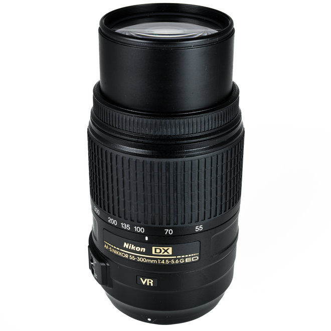 Occ Nikon 55-300  4,5-5,6 VR DX