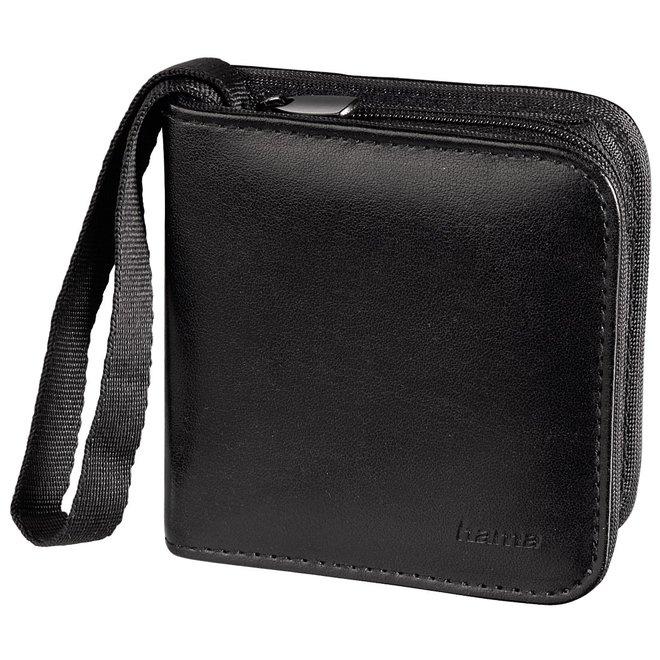 Hama 095980 Speicherkarten-Tasche SD schwarz