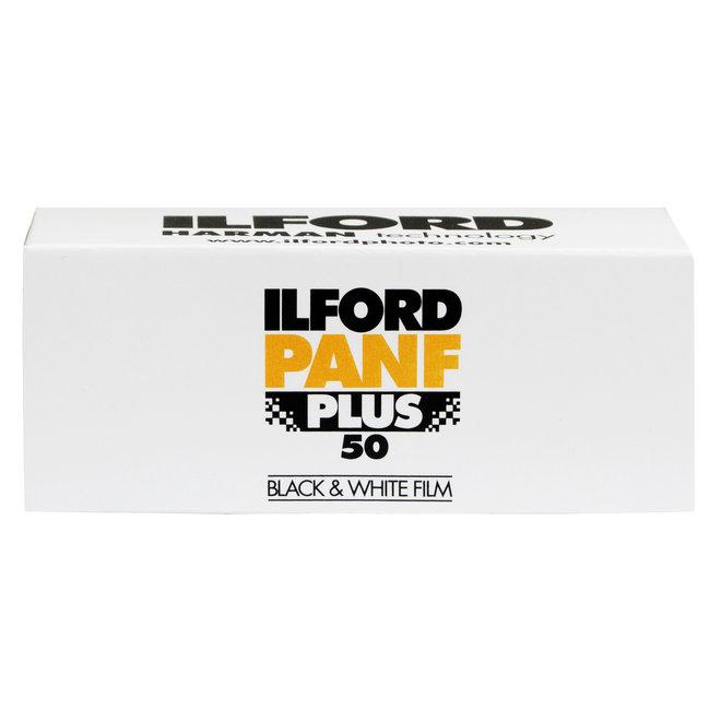 Ilford PAN F 50 120