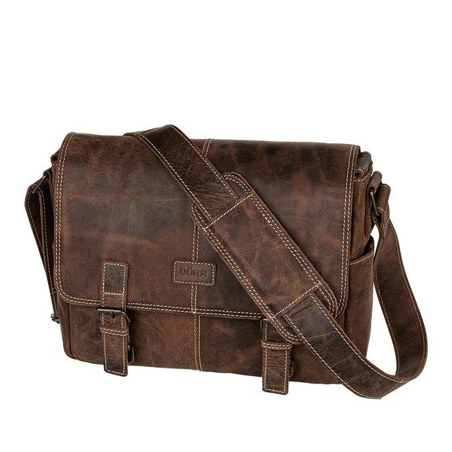 Dörr Leder Fototasche Kapstadt Vintage Brown M