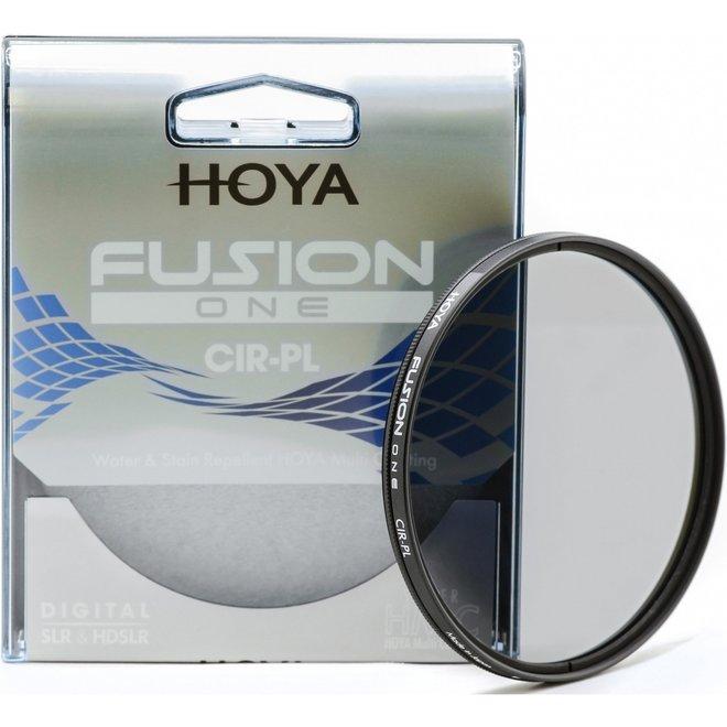 Hoya Fusion One CIR-PL Filter 55