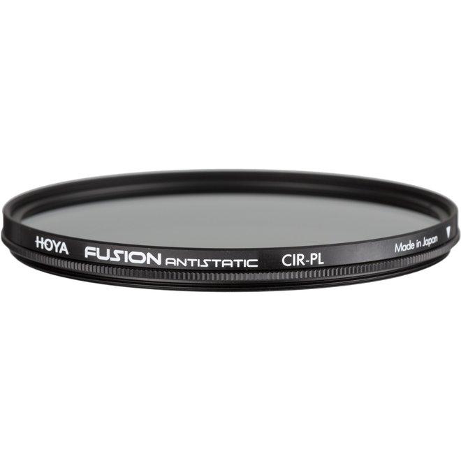 Hoya Fusion Antistatic CIR-PL Filter 95