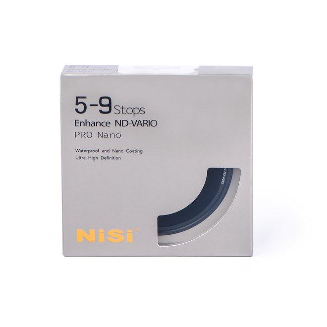 Nisi Vario Grau (5-9) 62mm