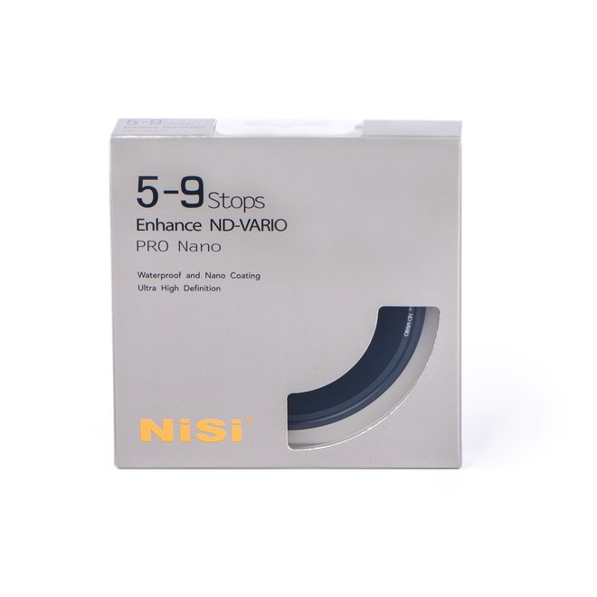 Nisi Vario Grau (5-9) 72mm