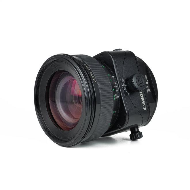 Occ Canon TS-E 45mm f2.8 Tilt-Shift MF EF