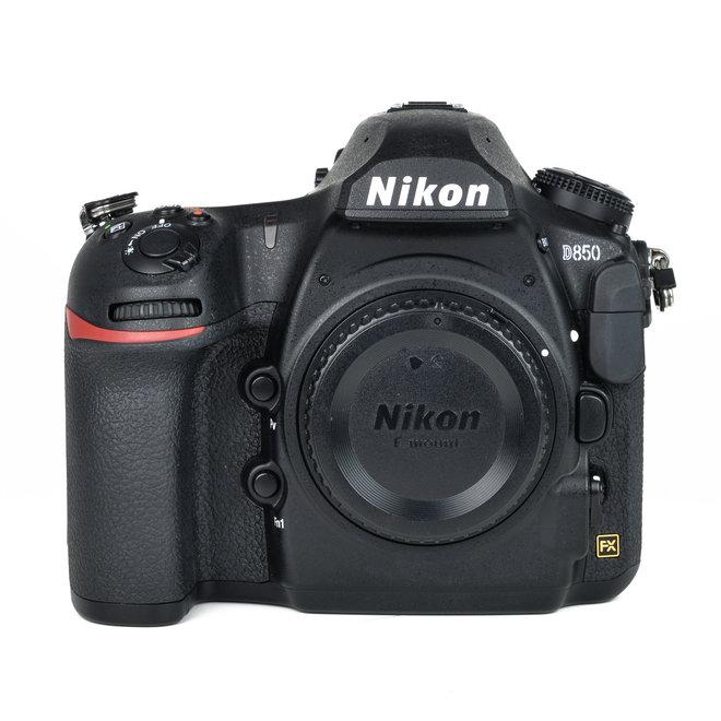 Miete Nikon D850 Gehäuse