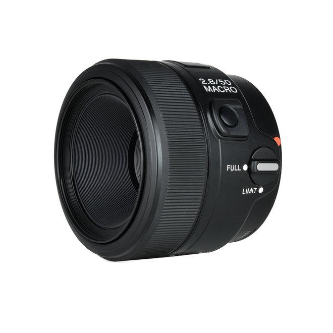 Occ Sony 50mm f2.8 Macro A-Mount
