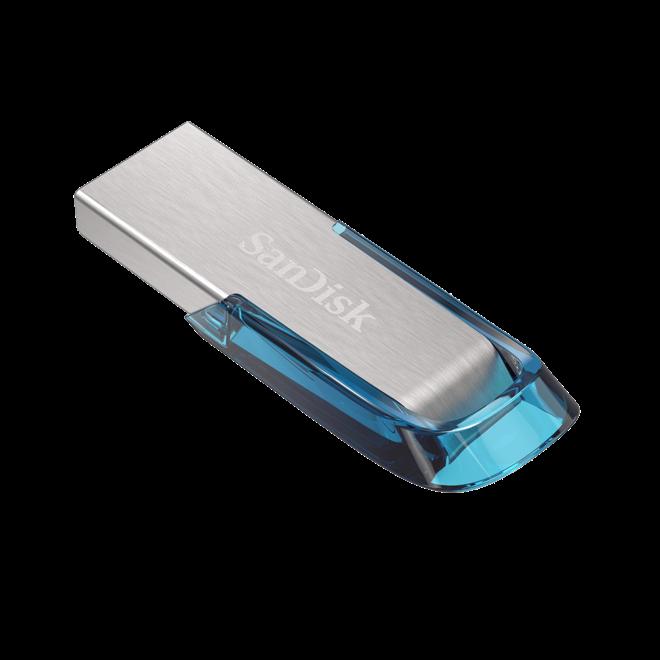 Sandisk Ultra USB 3.0 Flair 64GB Blue