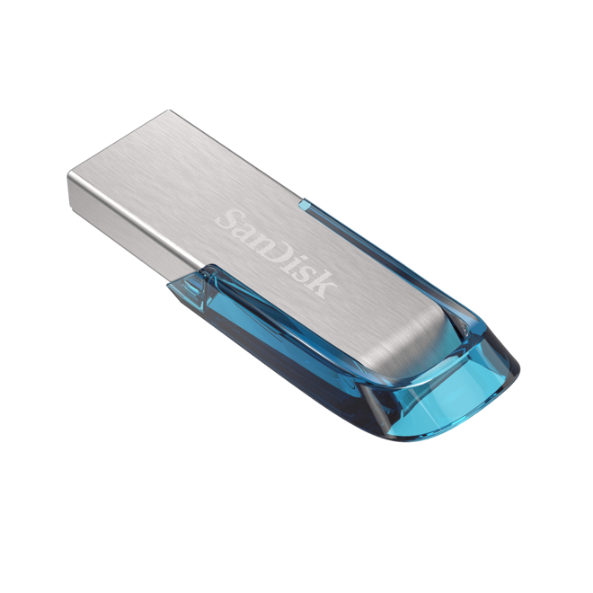 Sandisk Ultra USB 3.0 Flair 128GB Blue