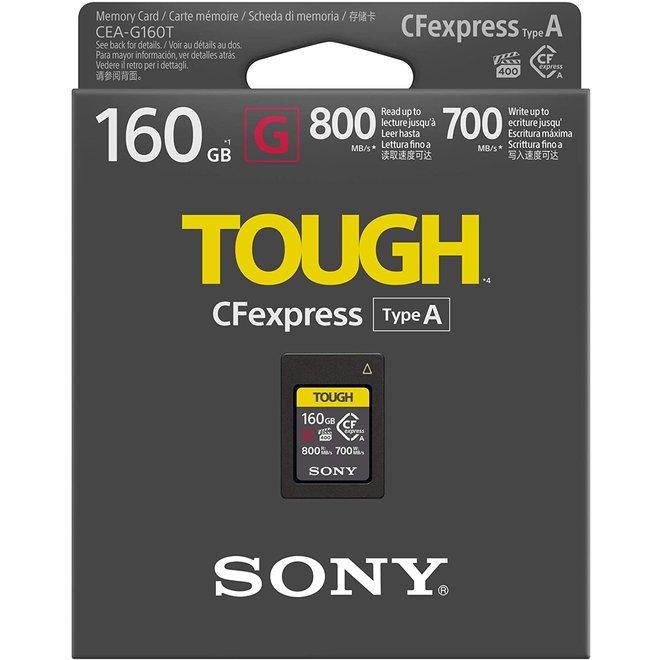 Sony CFexpress Typ-A 160GB Tough