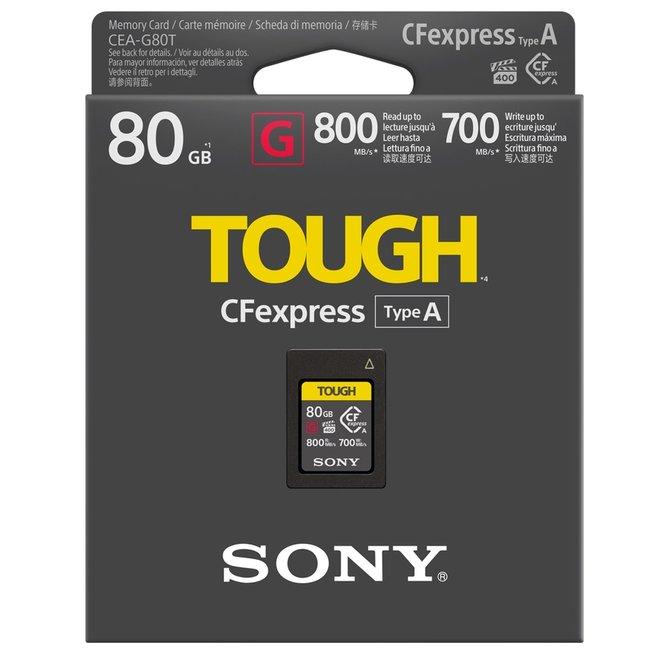 Sony CFexpress Typ-A 80GB Tough
