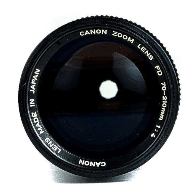 Occ Canon 70-210mm f4.0 FD MF analog