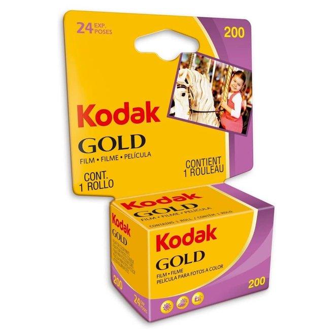Kodak GOLD 200 GB 135-24 Carded