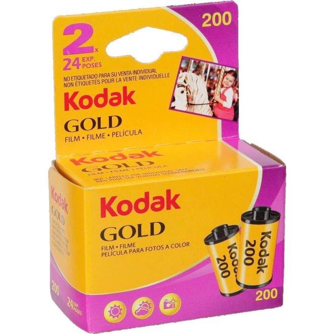 Kodak GOLD 200 GB 135-24 2-Pack