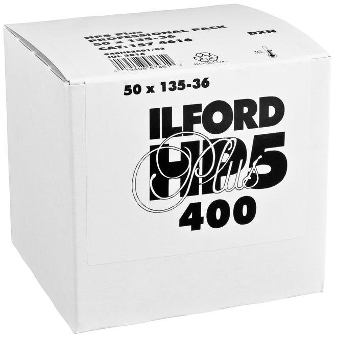 Ilford HP 5 Plus 135-36 Pro-Pack 50 Filme