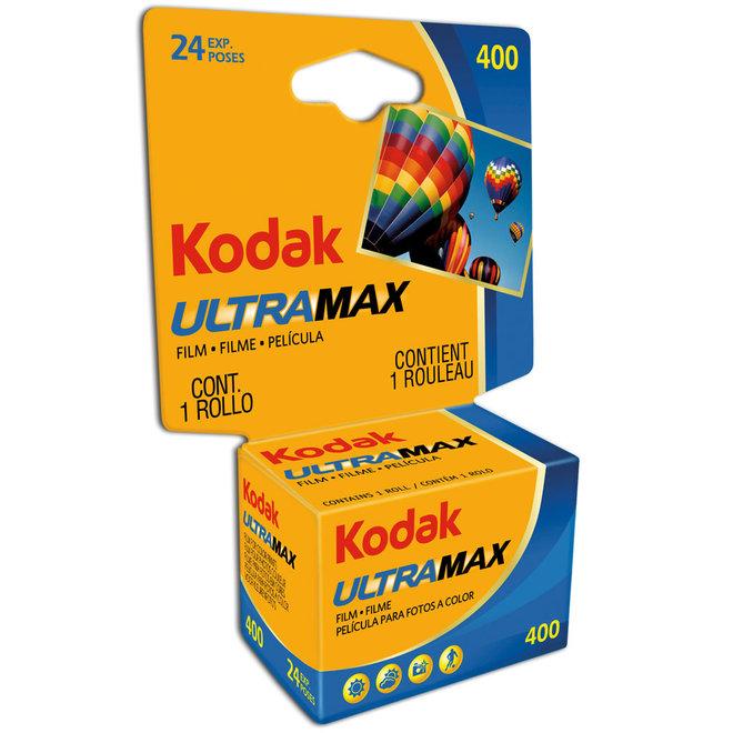 Kodak GOLD ULTRA 400 GC 135-24 Carded