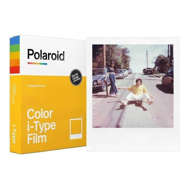 Polaroid i-Type Color Film (8Photos) Not Vintage