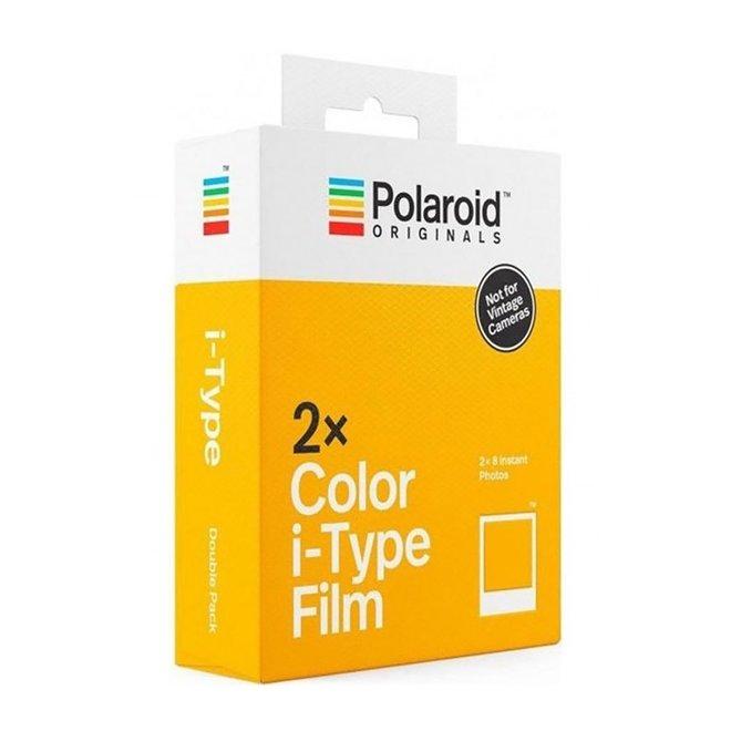 Polaroid i-Type Color Film (2x8Photos) Not Vintage