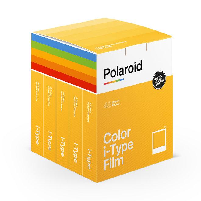 Polaroid i-Type Color Film (5x8Photos) Not Vintage
