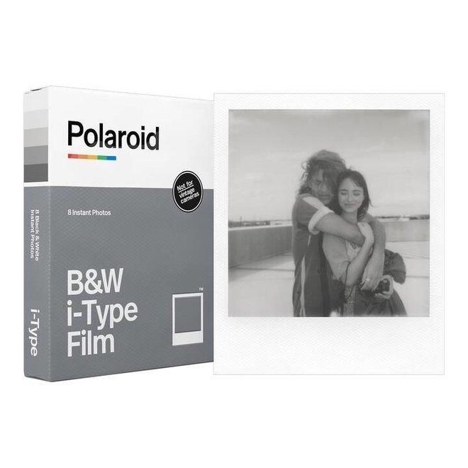 Polaroid i-Type B&W Film (8Photos) Not Vintage