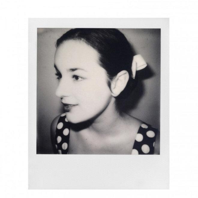 Polaroid 600 B&W Film (8Photos)