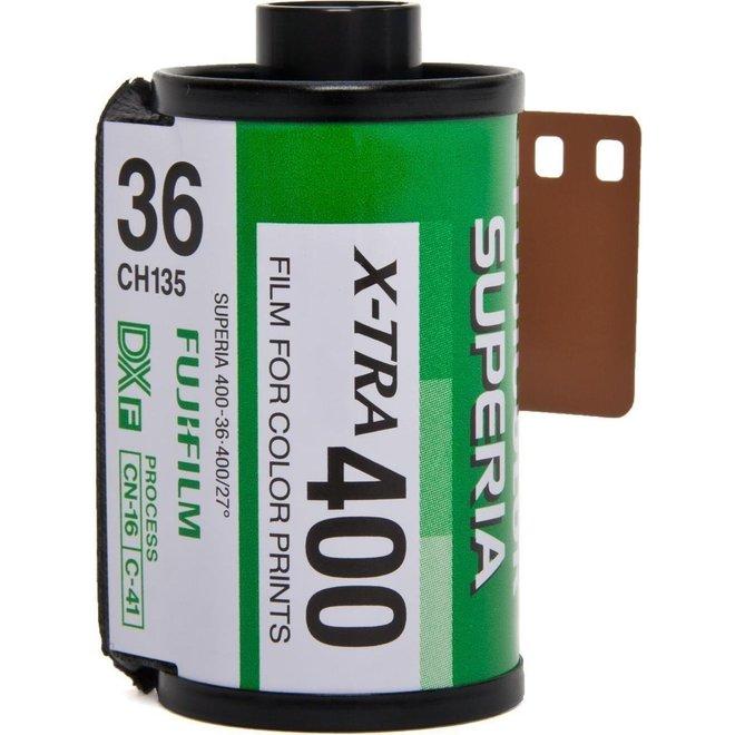 Fujifilm Superia X-TRA 400 135 36