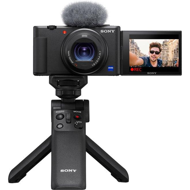 Sony ZV1 Vlog Camera Bundle GP-VPT2