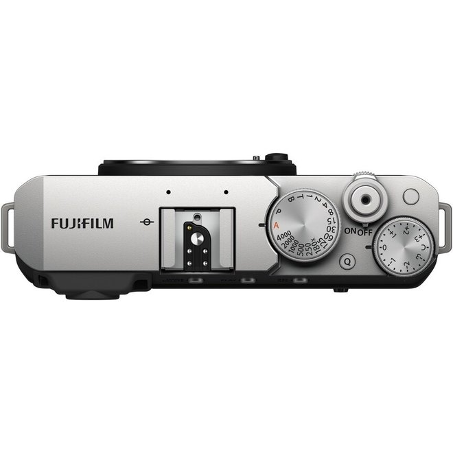 Fujifilm X-E4 Silver Kit XF27mm