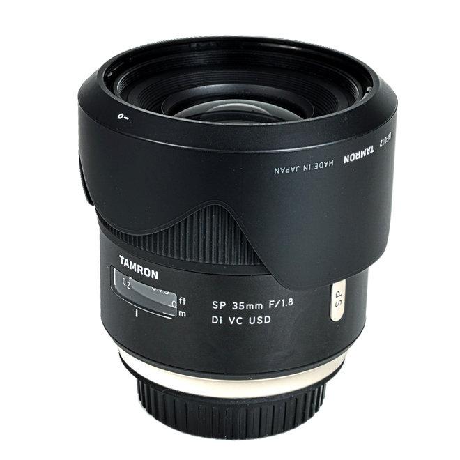 Occ Tamron 35 / 1,8 Di VC USD für Canon EF