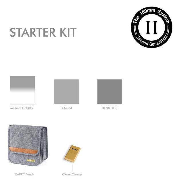 Nisi Starter Kit II 150mm