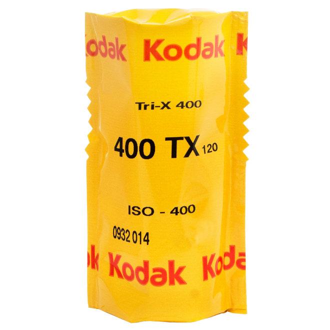 Kodak Tri-X 400 120 single