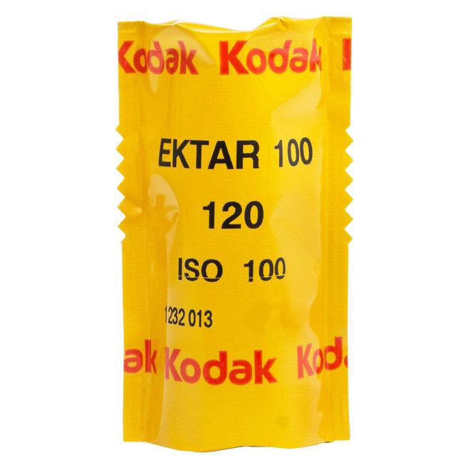 Kodak EKTAR 100 120 single