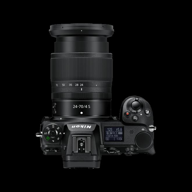 Nikon Z7ii Kit 24-70mm F4.0 inkl. 400 CHF Nikon Sofort-Rabatt