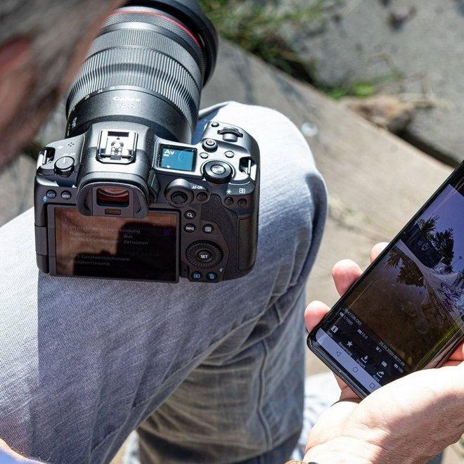 Canon EOS R5 Body + EF-EOS R Adapter Standard