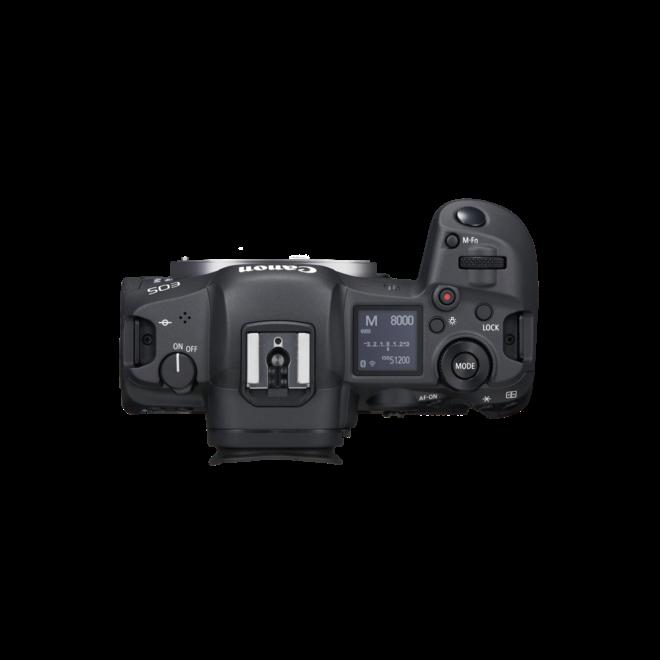 Canon EOS R5 + RF 24-70 f2.8 + EF-EOS R Adapter Standard