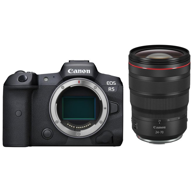 Canon EOS R5 + RF 24-70 f2.8
