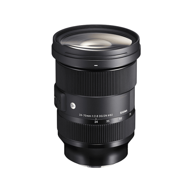 Sigma 24-70mm F2.8 EX DG DN Art Sony