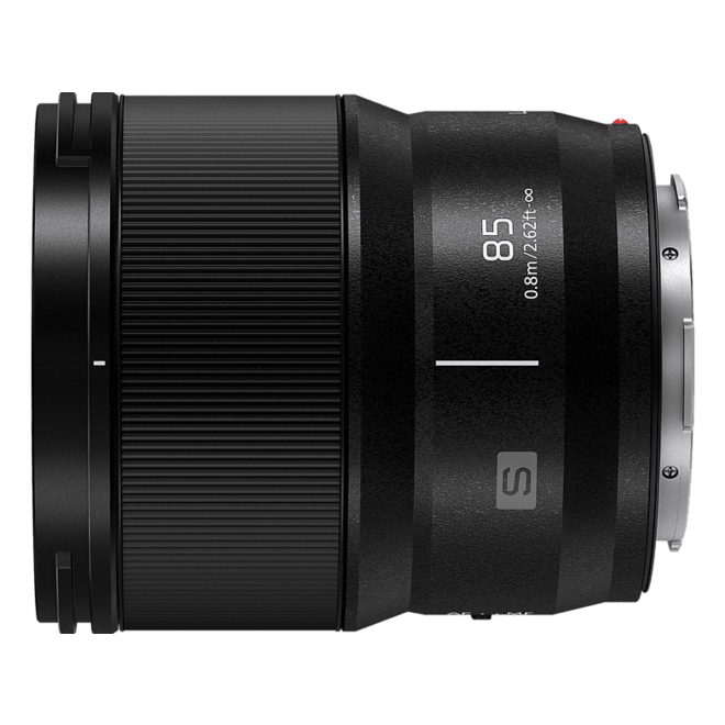 Panasonic Lumix S 85mm 1.8