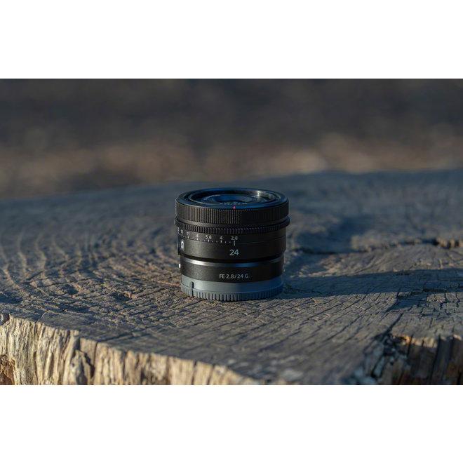 Sony E-Mount FF 24mm F2.8