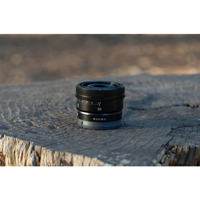 Sony E-Mount FF 50mm F2.5